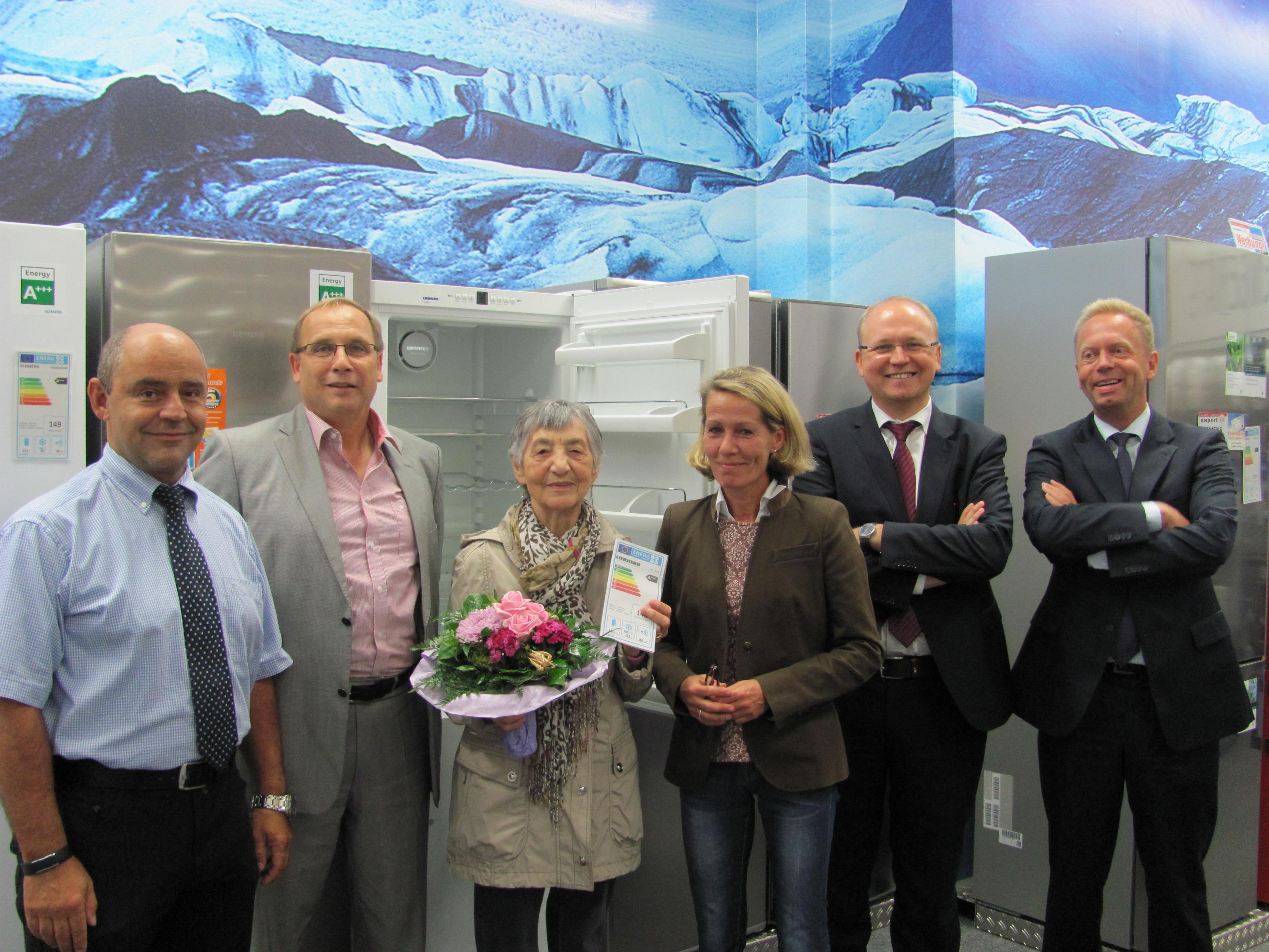 Aktion Kühlgerätetausch: alt gegen energieeffizient ...